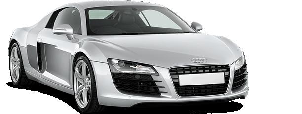 Samochód wyścigowy Audi R8