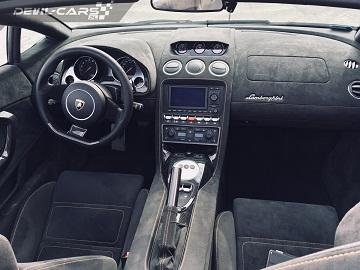Przejażdżka samochodem marzeń Lamborghini